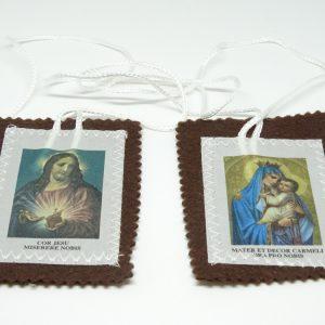 Religious scapulars