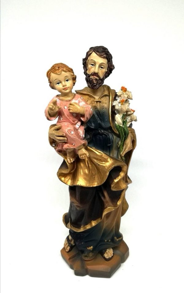 Statua San Giuseppe 20 cm