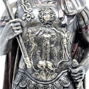 Imperatore Adriano particolare
