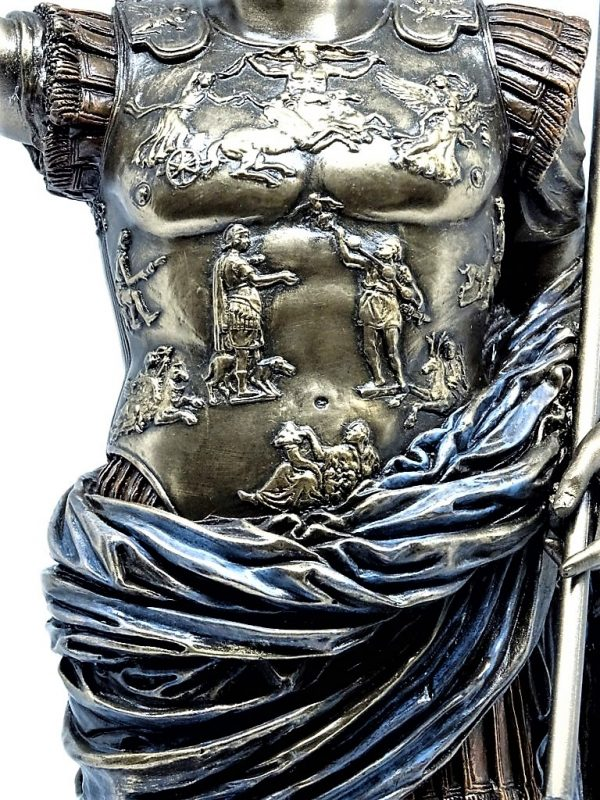 Ottaviano Augusto particolare