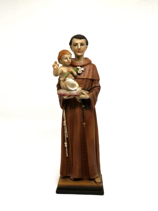 Statua Sant'Antonio 20 cm