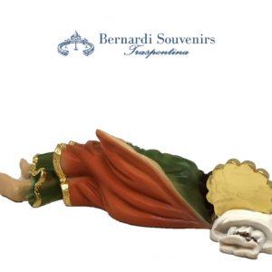 Statua San Giuseppe Dormiente retro