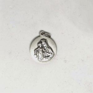 Medaglia Scapolare in argento 2