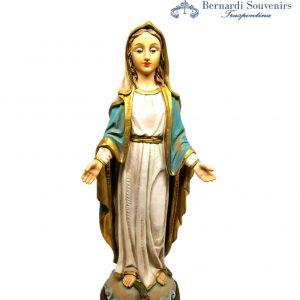 Statua Madonna Miracolosa 30 cm