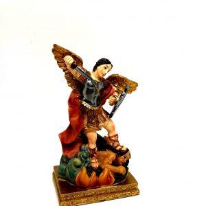 Statua San Michele Arcangelo 11 cm
