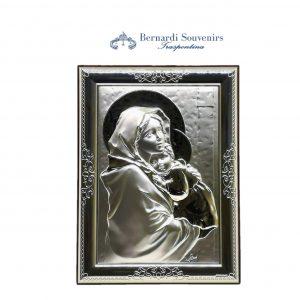 Quadro Argento Madonna del Ferruzzi