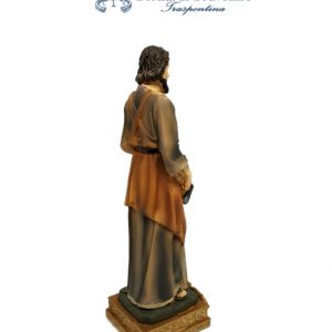 Statua San Giuseppe Lavoratore retro