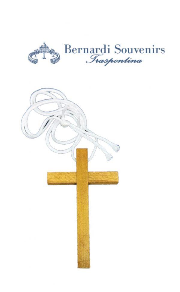 Croce legno comunione