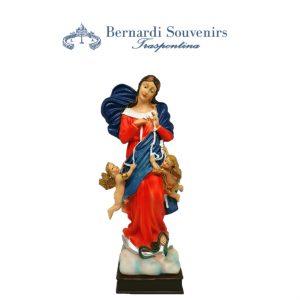 Statua Maria che scioglie i Nodi 20 cm