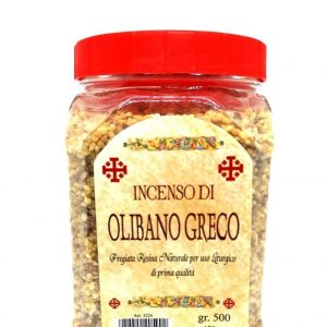 Incenso olibano greco